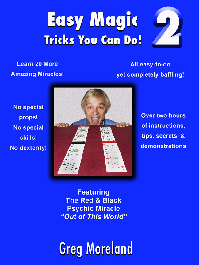 Magic DVDs -Learn Sleight of Hand to self working miracles